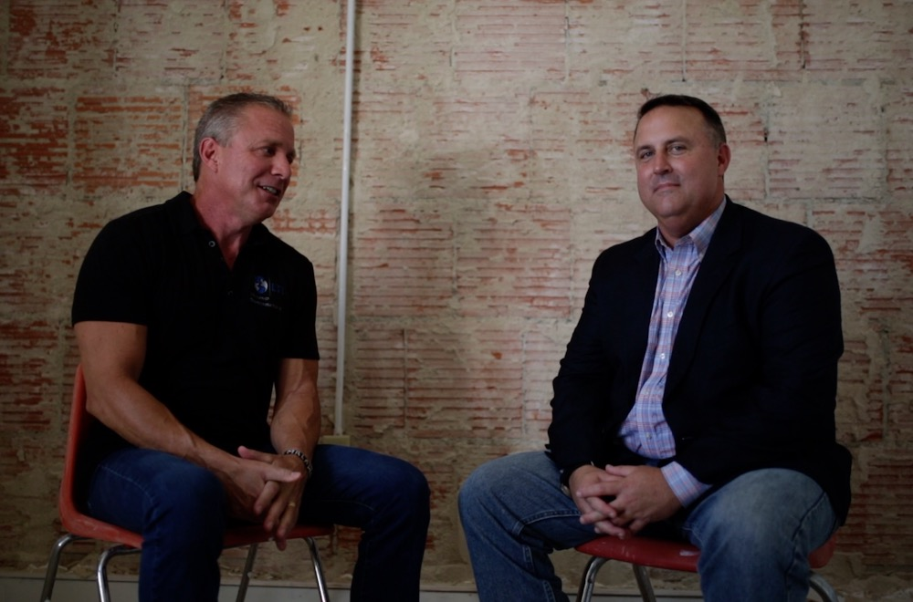 The Landing Cowork - Steve Lawson and RW Holleman